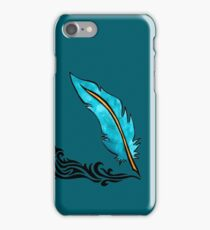 Feather Quill Pen iPhone Case/Skin