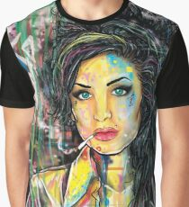 Ms. Winehouse T-Shirt Graphic T-Shirt