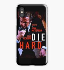DIE HARD 15 iPhone Case