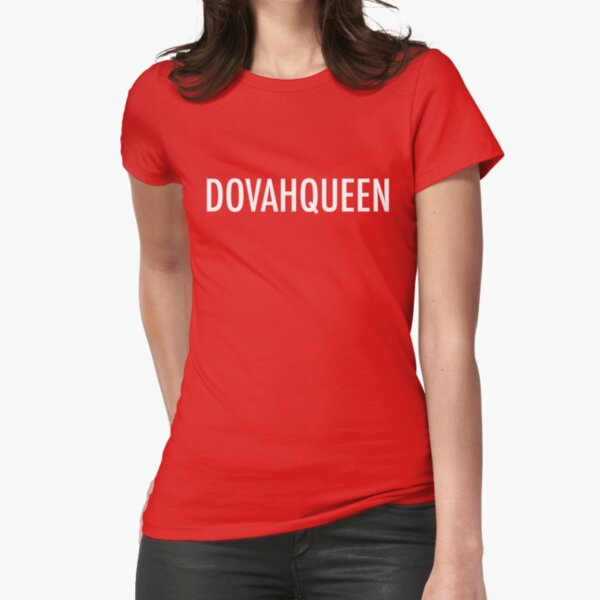 Dovahqueen Fitted T-Shirt