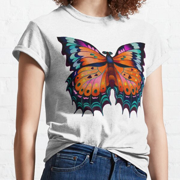 """""""Beauty of Butterfly"""" Classic T-Shirt"""