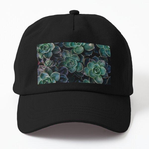 Succulents Dad Hat