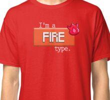 Fire Type - PKMN Classic T-Shirt