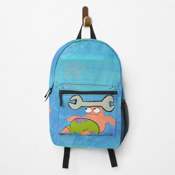 Patrick Wrench Head Backpack