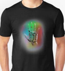 Hi, just say HI  Unisex T-Shirt