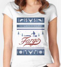 FARGO Women's Fitted Scoop T-Shirt