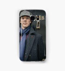 Sherlock - 221B Samsung Galaxy Case/Skin
