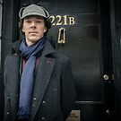 Sherlock - 221B by KnitzyBlonde
