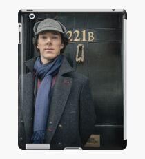 Sherlock - 221B iPad Case/Skin