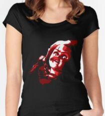 Chucky - Vector Women's Fitted Scoop T-Shirt