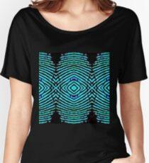 Photographer Av Taz 'Fingerprint' Women's Relaxed Fit T-Shirt
