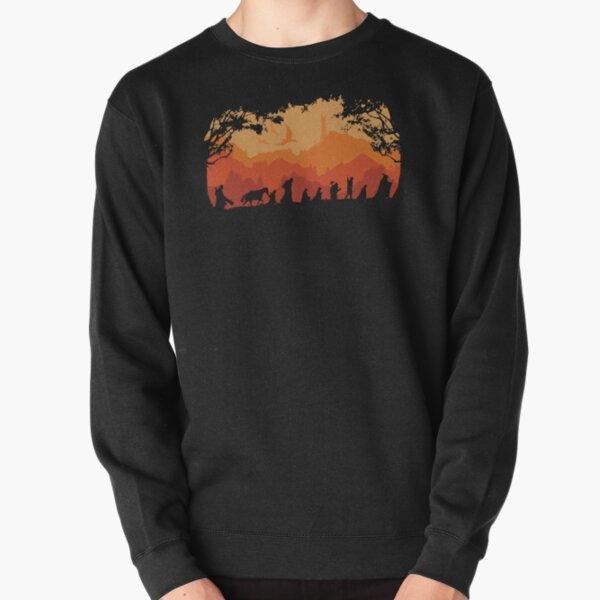 Nine Companions Pullover Sweatshirt