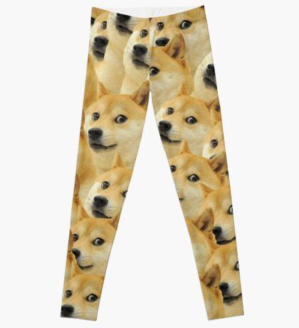 Doge meme Leggings