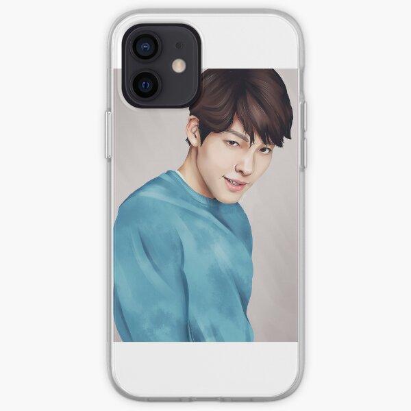 KIM WOO BIN iPhone Soft Case