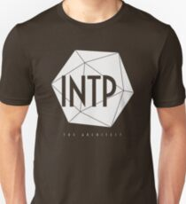 INTP The Architect - MBTI Type T-shirt / Phone case / Mug / More T-Shirt