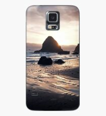 Pacific Coast Sunset in Oregon Case/Skin for Samsung Galaxy