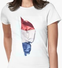 Unfurl 02 Women's Fitted T-Shirt