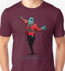 Star Trek - He's UnDead Jim T-Shirt