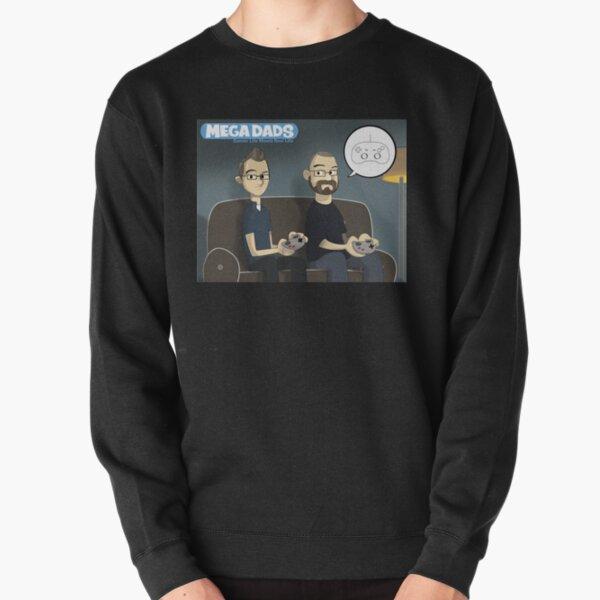 Mega Dads: Guy Talk Pullover Sweatshirt