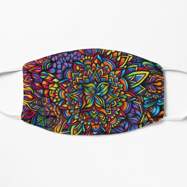 Love For Joy Flat Mask