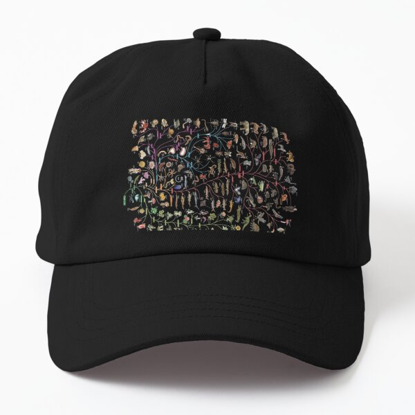 Tree of Animal Life - Evolution is change in the heritable characteristics of biological populations over successive generations Dad Hat