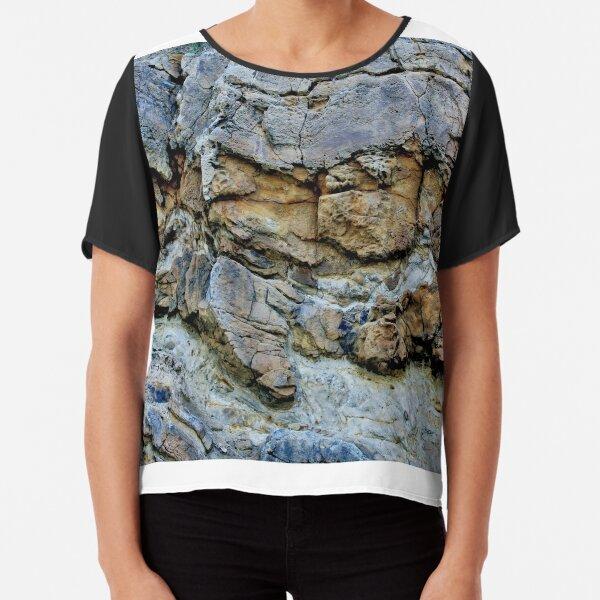 Rock Chasm Chiffon Top