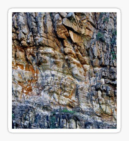 Rock Chasm II Sticker