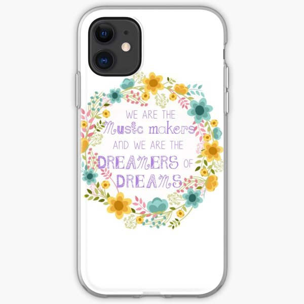 Dreamers of Dreams  iPhone Soft Case