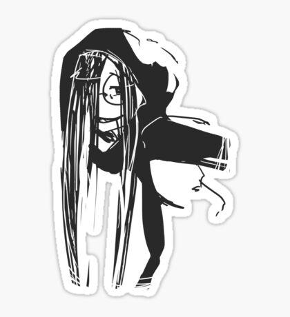 Hoodie Sticker