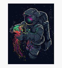 Space Fun Photographic Print