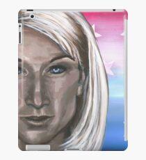 Super Woman iPad Case/Skin