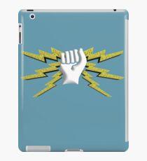 3D - Fist Fist and Ticker Tape iPad Case/Skin