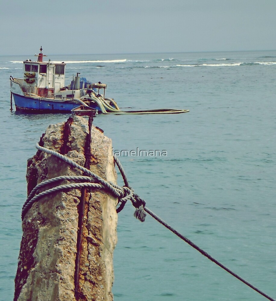 Anchored by iamelmana