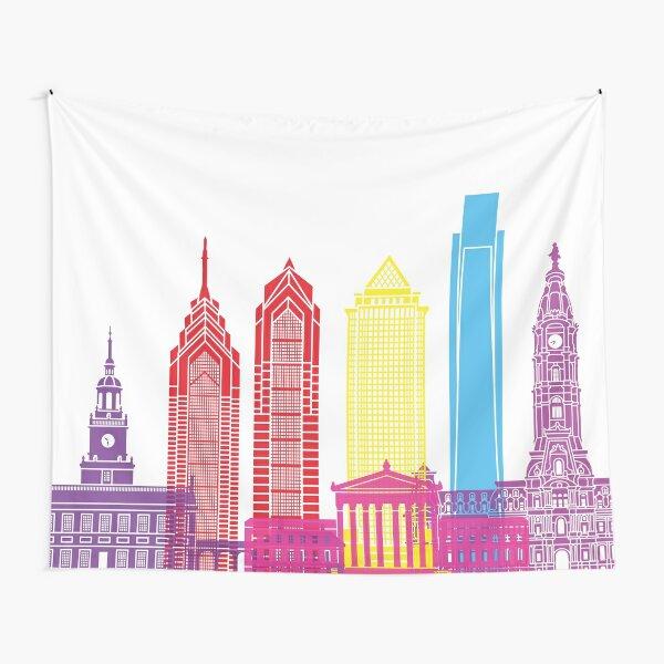 Horizonte de Filadelfia Tela decorativa