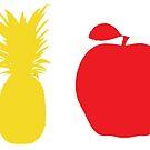 PPAP - Pen Pineapple Apple Pen by youngkinderhook