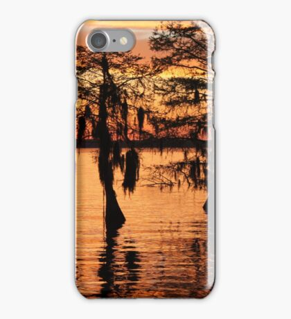 Chowan River at Sunset iPhone Case/Skin