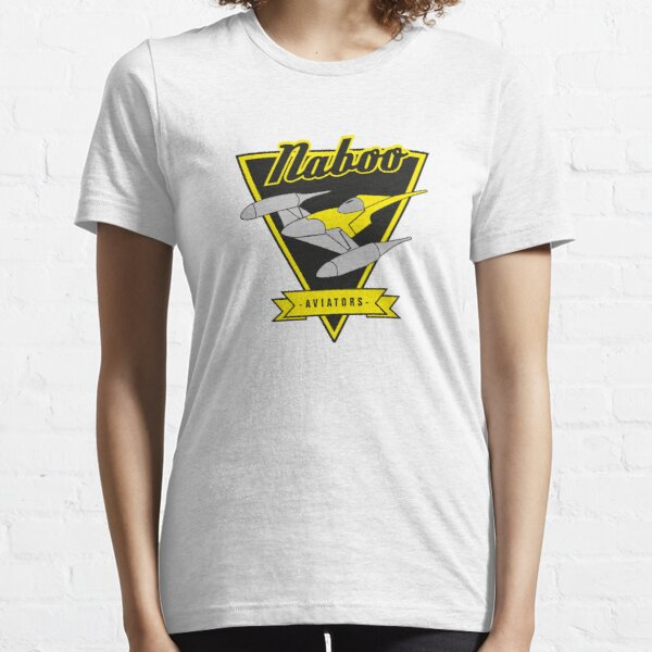 Naboo - Aviators Essential T-Shirt