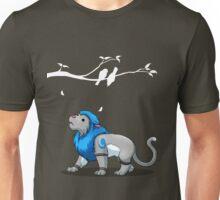 Derpkitty looks for birds Unisex T-Shirt
