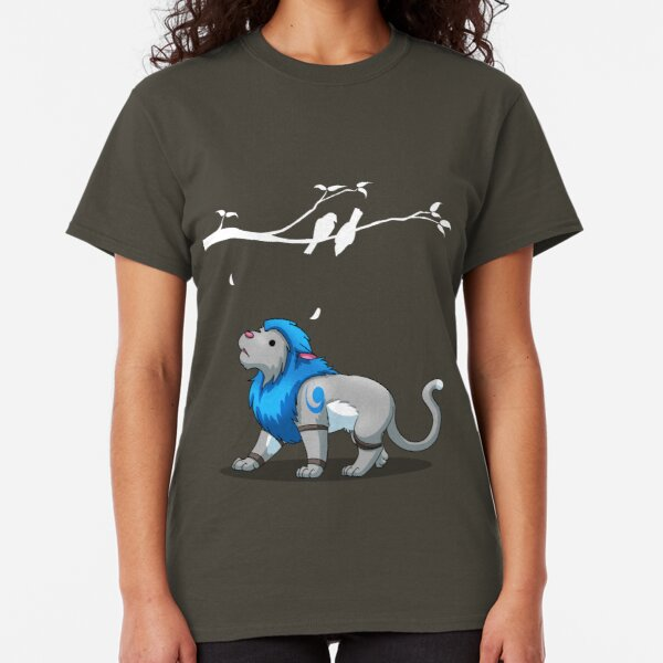 Derpkitty looks for birds Classic T-Shirt