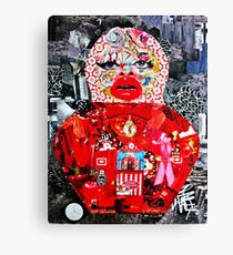 MATRIOCHKA ROUGE Canvas Print