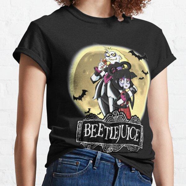 HalloweenBeetlejuice [cartoon] Classic T-Shirt
