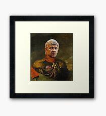 Monsieur Arsene Wenger Framed Print