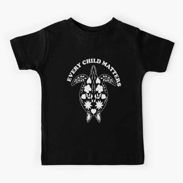 Every Child Matters Orange Day Residential Schools Kids T-Shirt