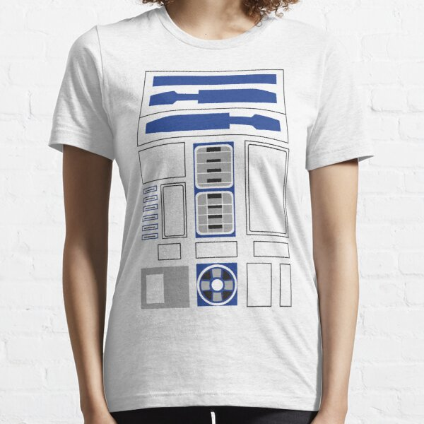 robot body Essential T-Shirt