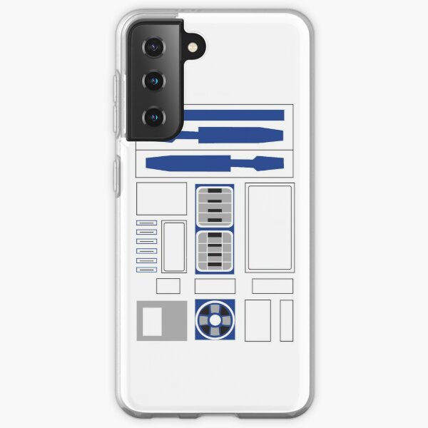 robot body Samsung Galaxy Soft Case