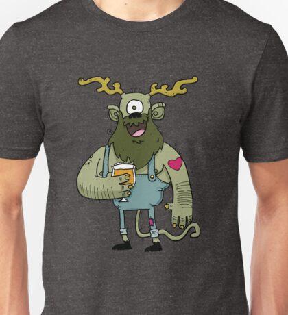 Saison Beer Monster T-Shirt