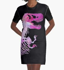 Fabulous Rex Graphic T-Shirt Dress