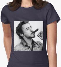 Robert Downey Jr. Women's Fitted T-Shirt