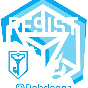 Resist SA Robdoggz by pondyphotos
