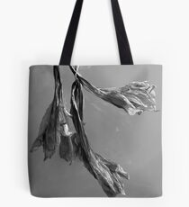 Dried Blooms Tote Bag